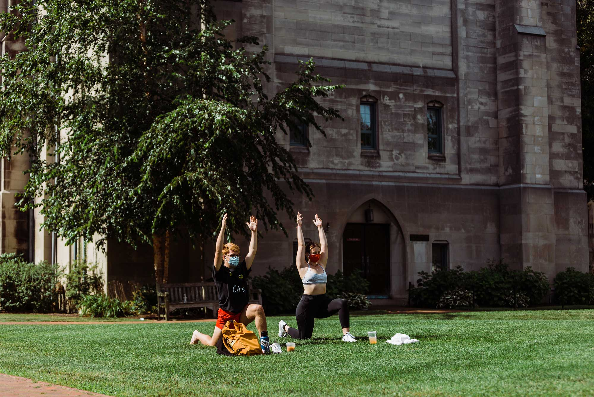 BU Administrators Add Two Wellness Days to This Semester's