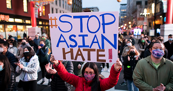 "www.bu.edu: POV: BU Student on Anti-Asian Discrimination: ""It's Just Dehumanizing"""
