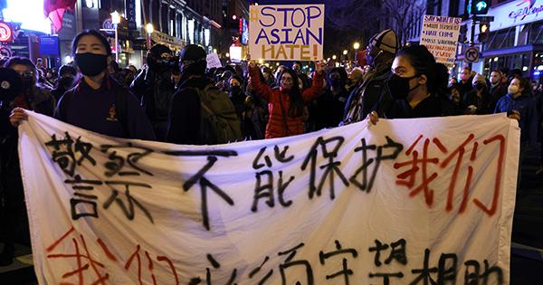 www.bu.edu: Video: What's Behind the Increase in Anti-Asian Racism?