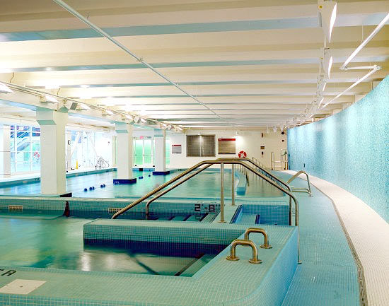 Recreation Pool Hot Tub Fitness Recreation Center Boston University