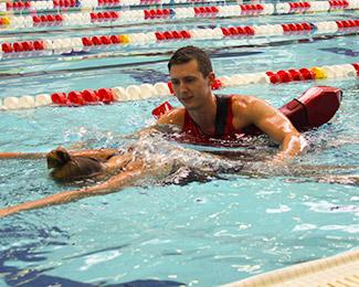 Aquatics Certifications Fitness Recreation Center