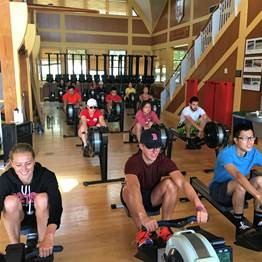 Featured Class: Indoor Rowing Fitness