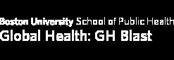 Global Health: GH Blast