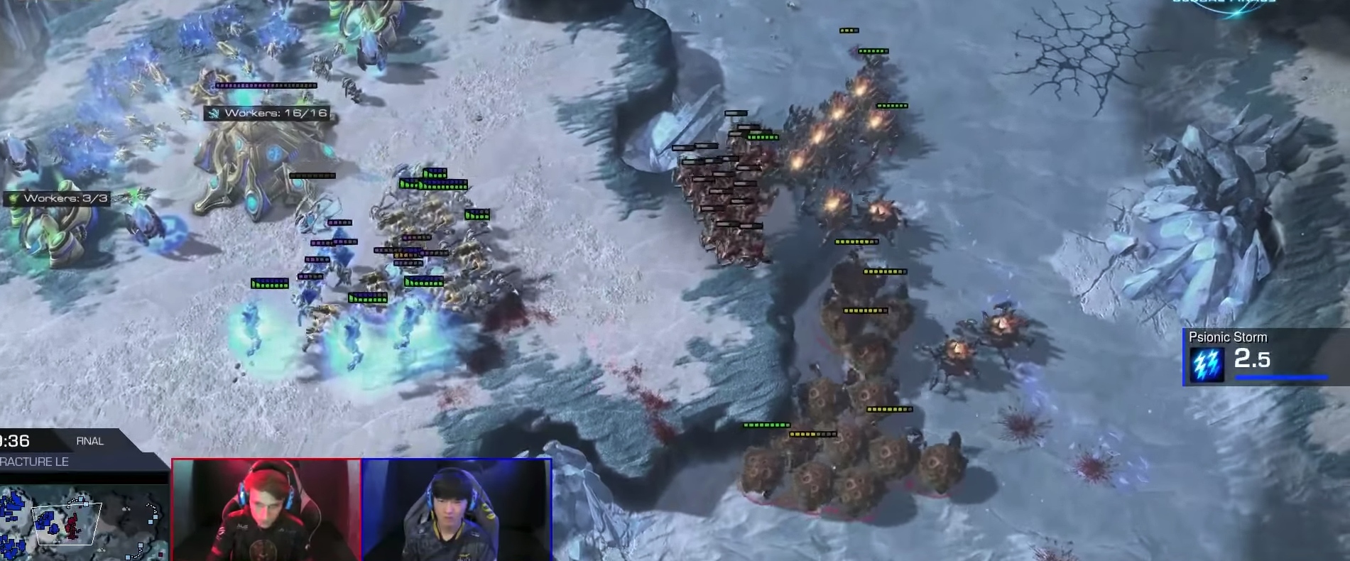 AlphaStar: Mastering the Real-Time Strategy Game StarCraft