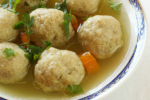 a-quick-and-easy-passover-dish-matzo-ball-soup