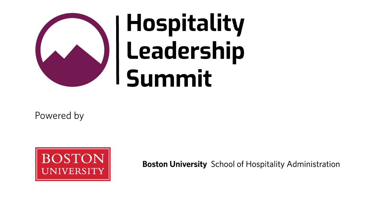 BU SHA Hospitality Leadership Summit hosted by BU School of Hospitality Administration