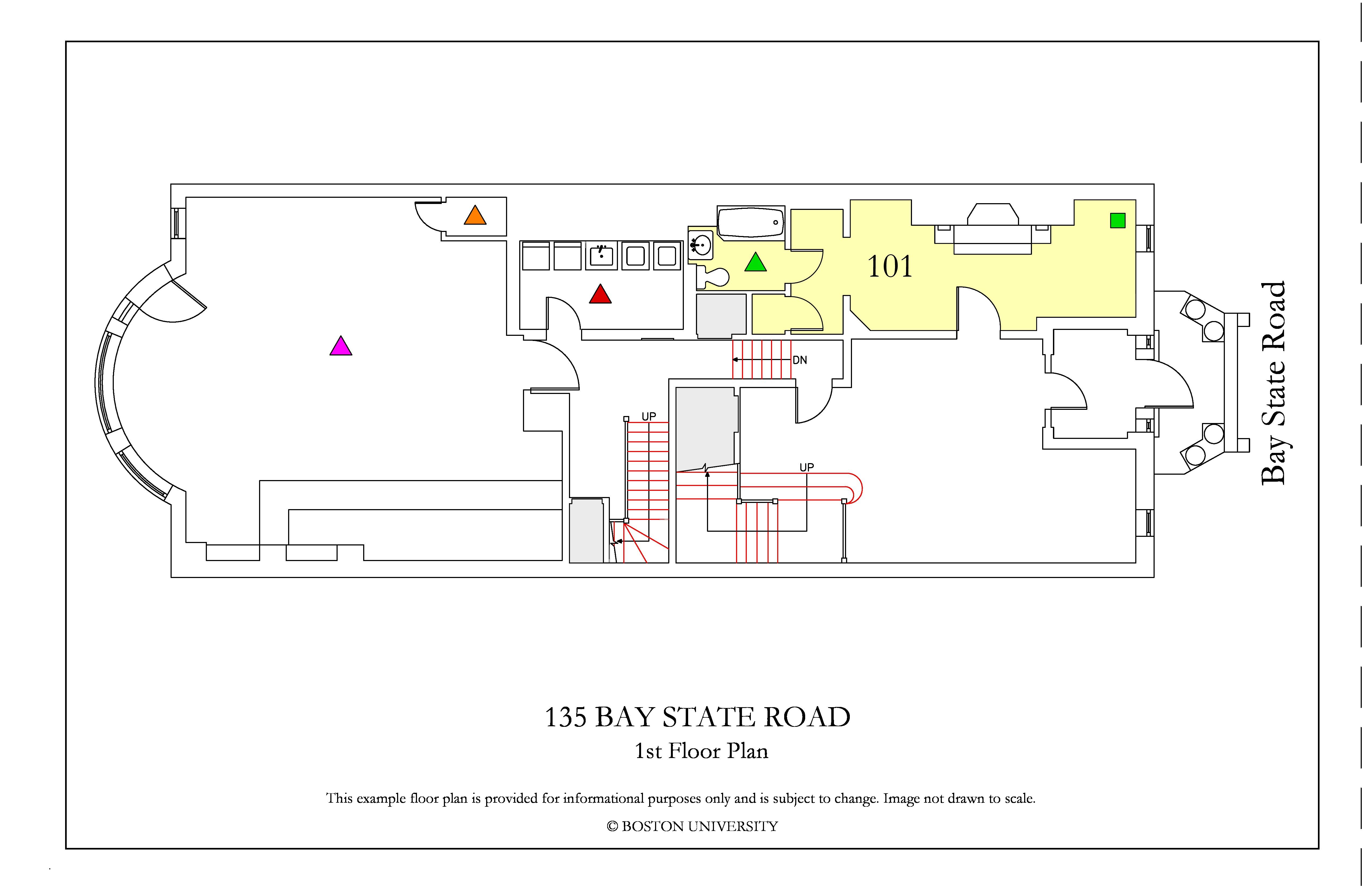 Bu Housing Floor Plans: 135 Bay State Road » Housing