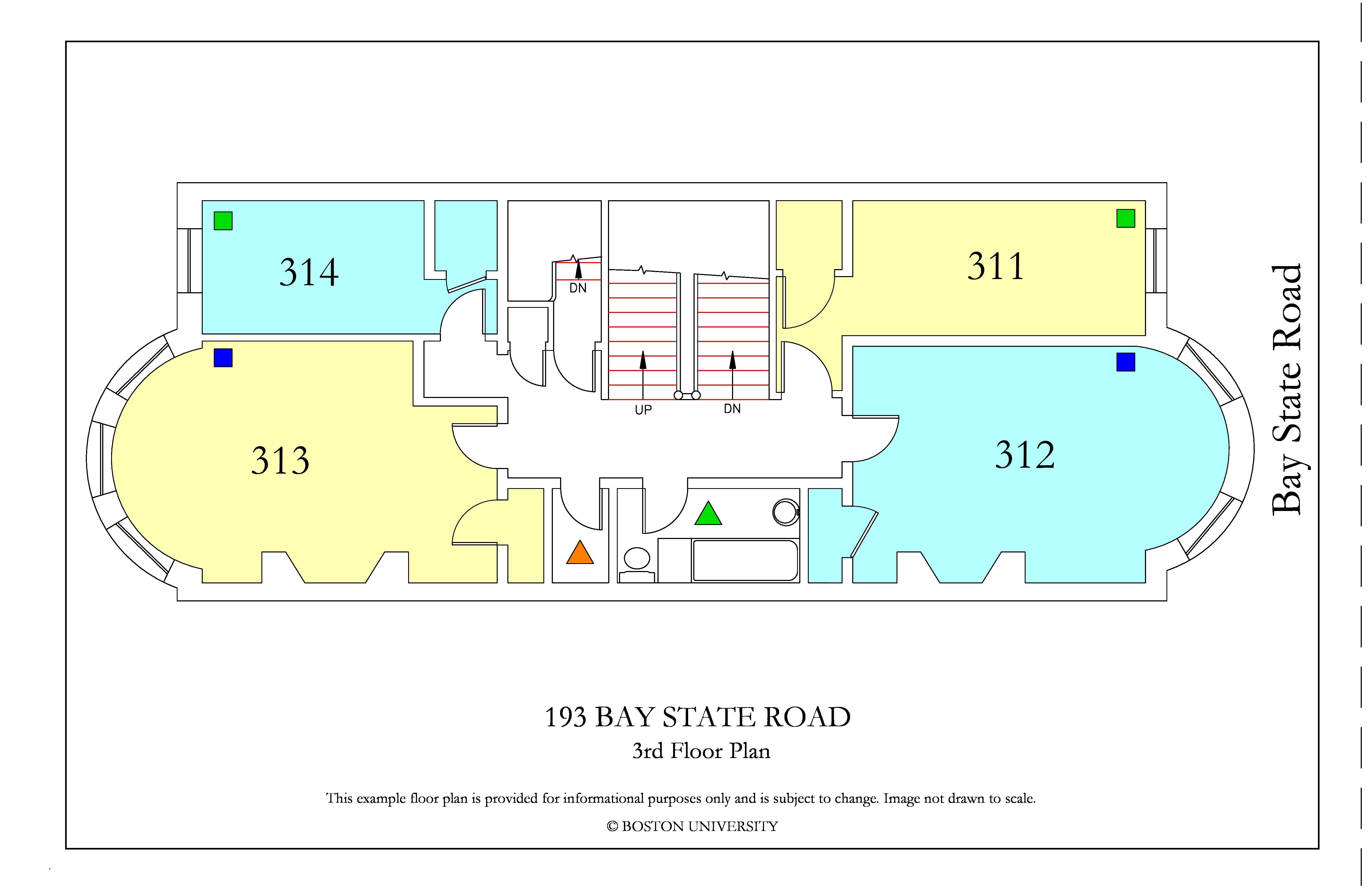 193 Bay State Road_3rdFloor