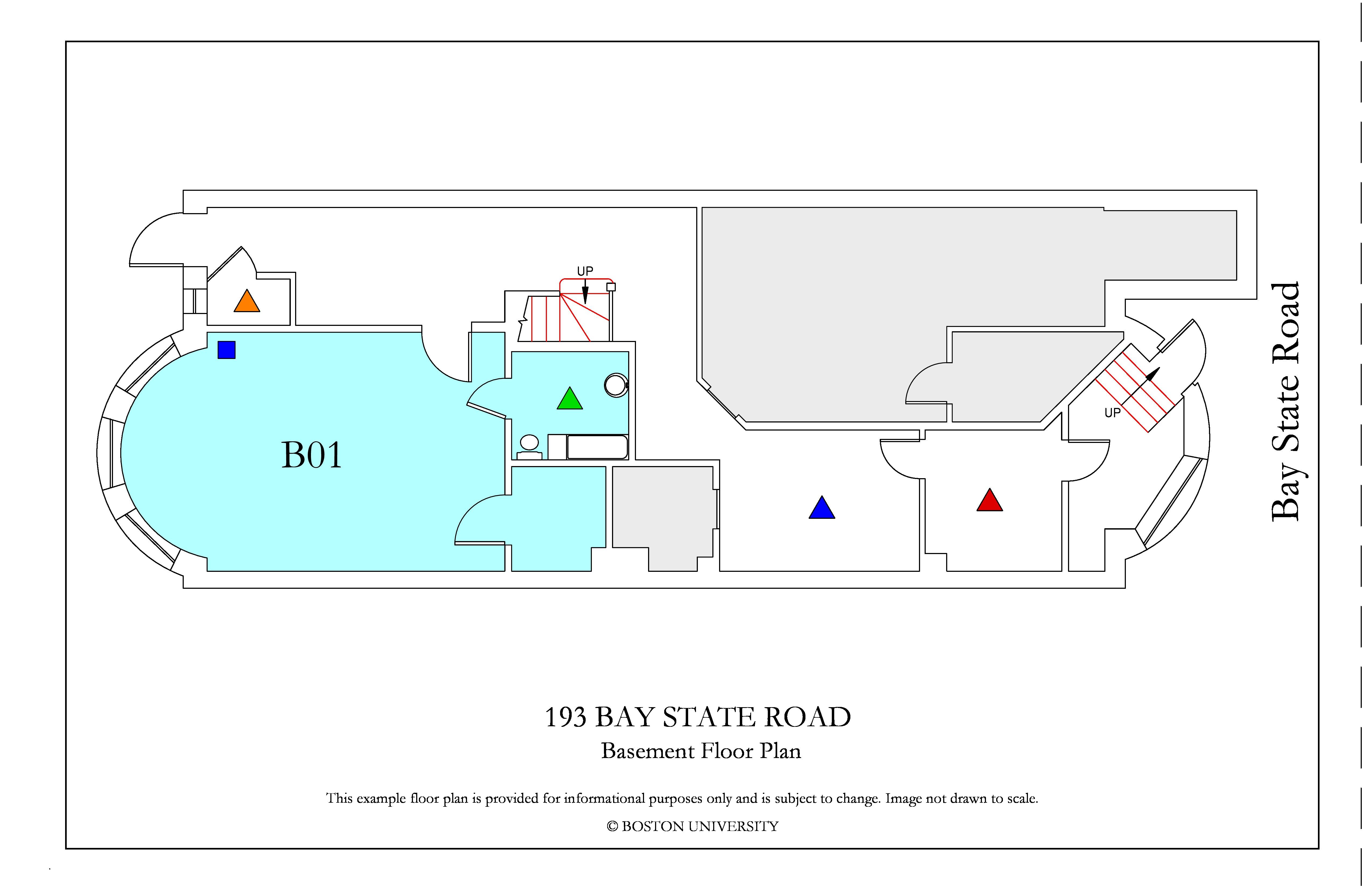 193 Bay State Road_BasementFloor