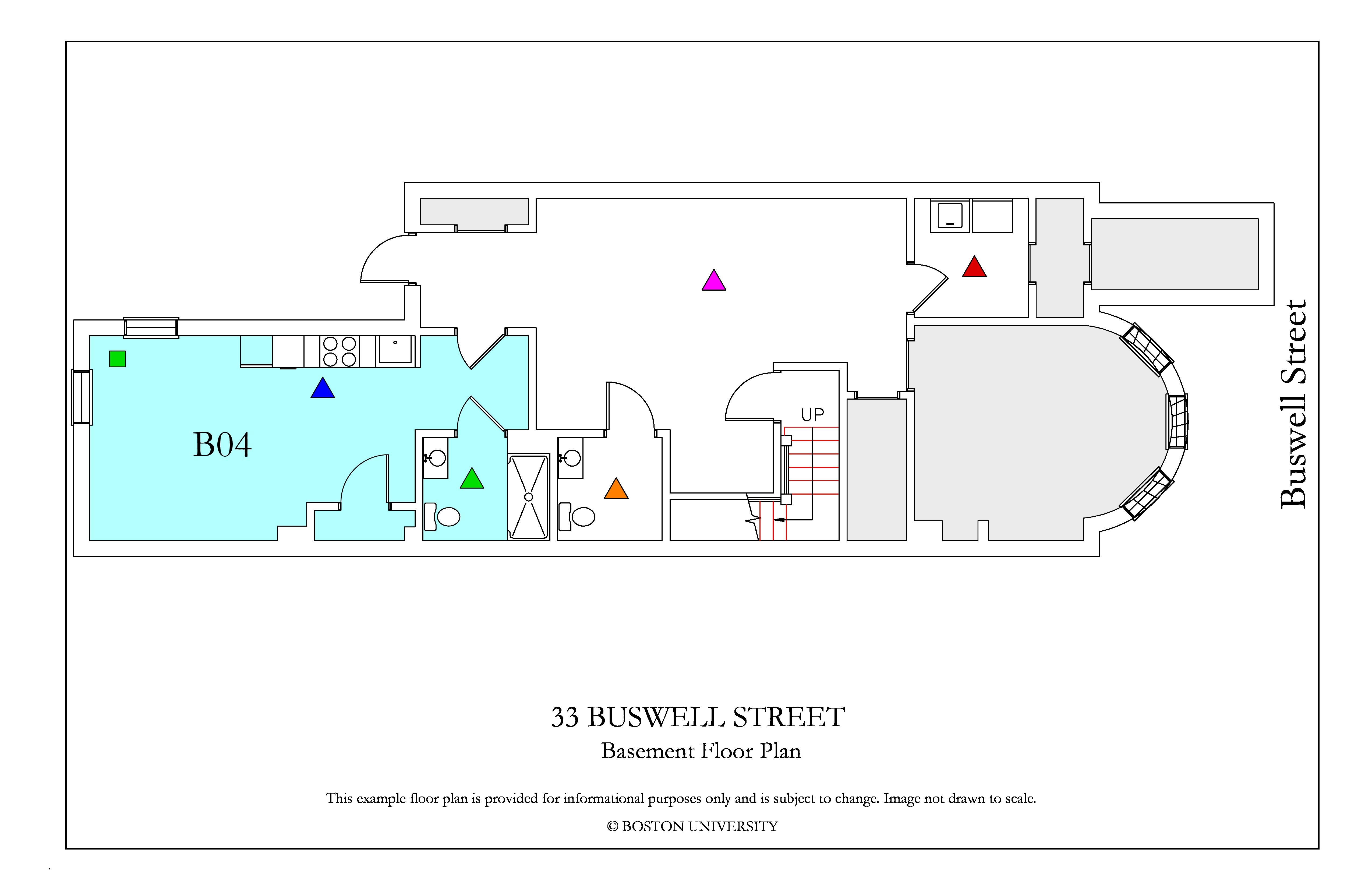 33 Buswell Street » Housing