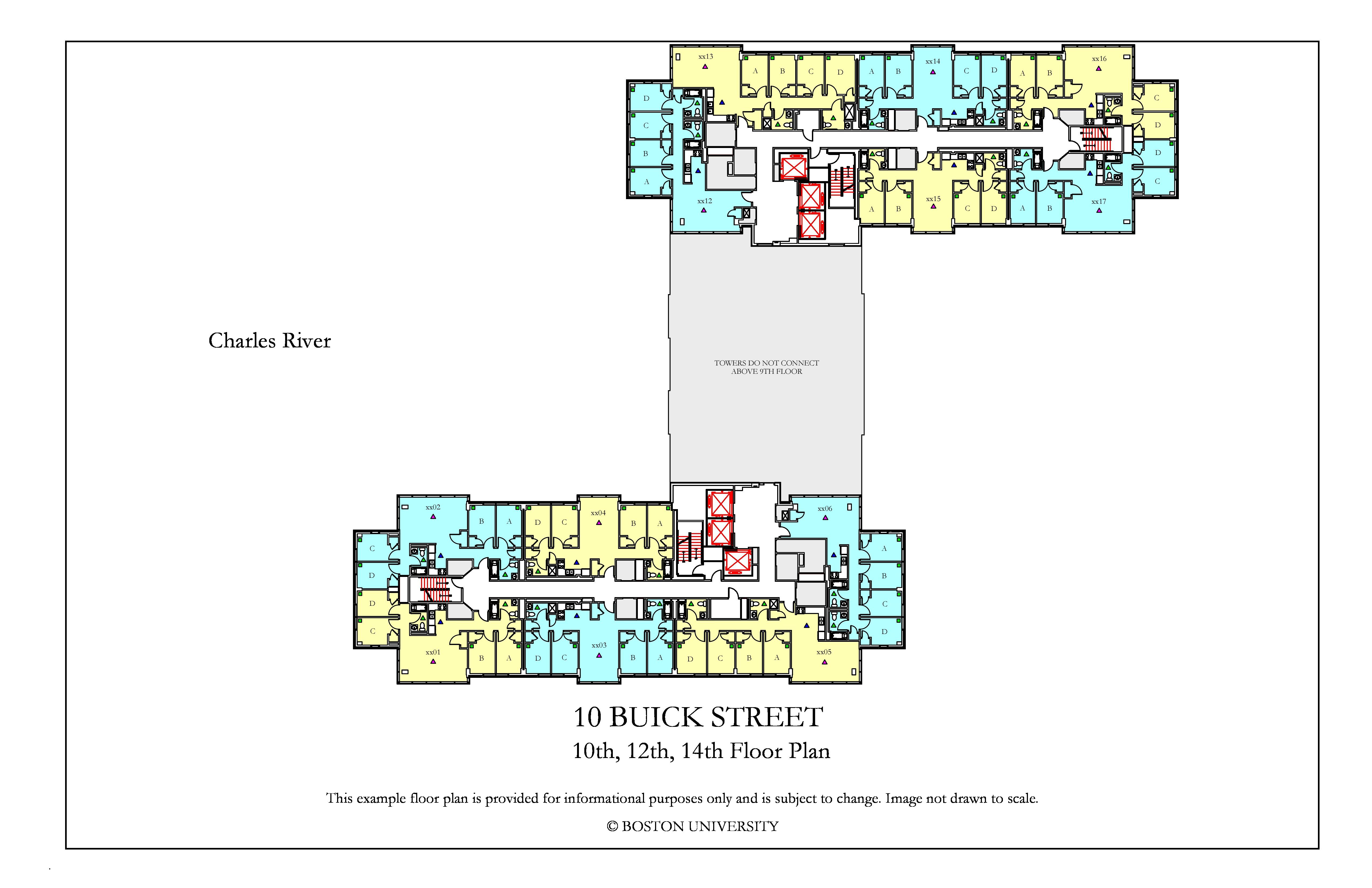 Bu Housing Floor Plans: 10 Buick Floor Plan » Housing