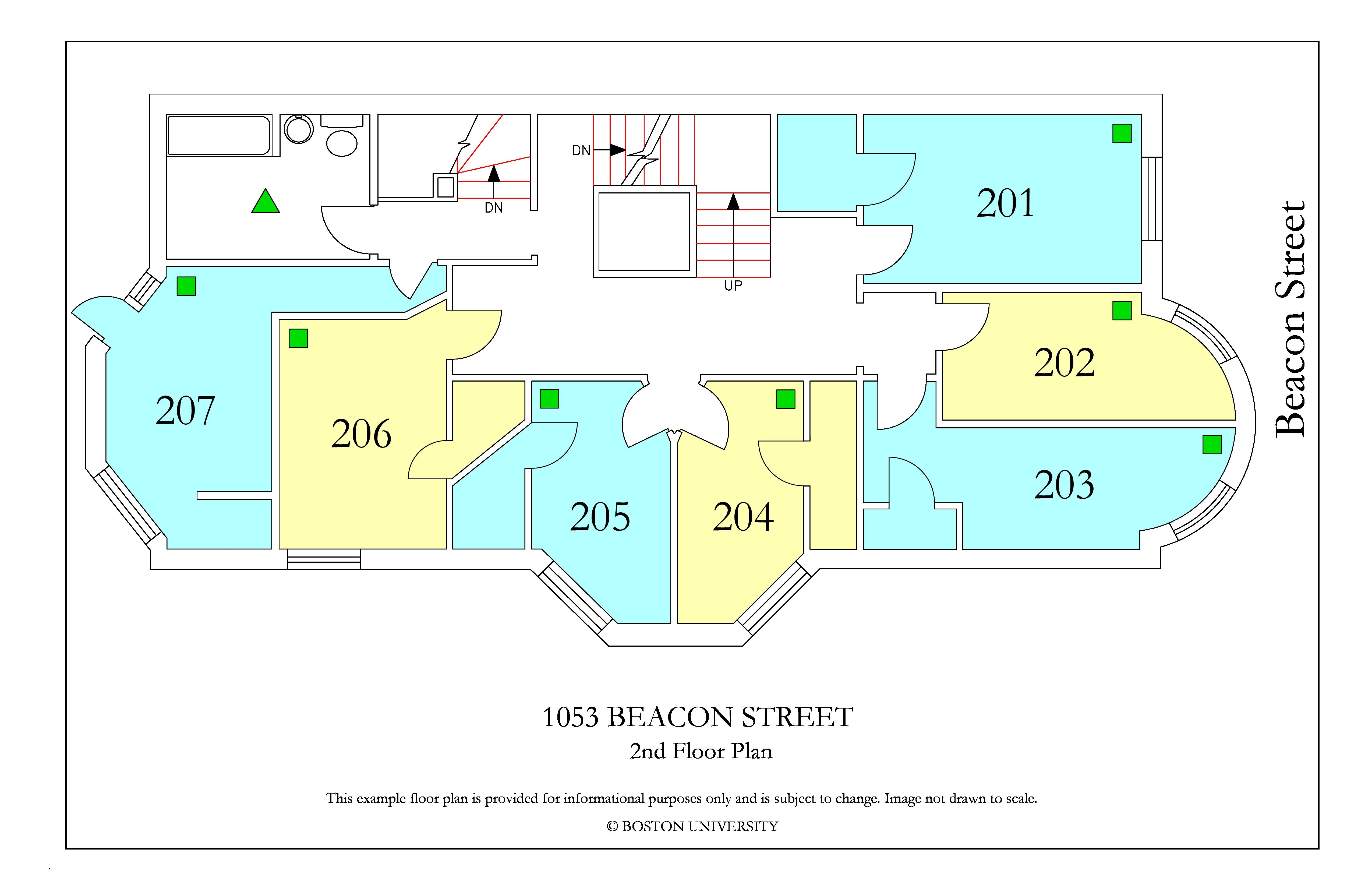 1053 Beacon_2ndFloor