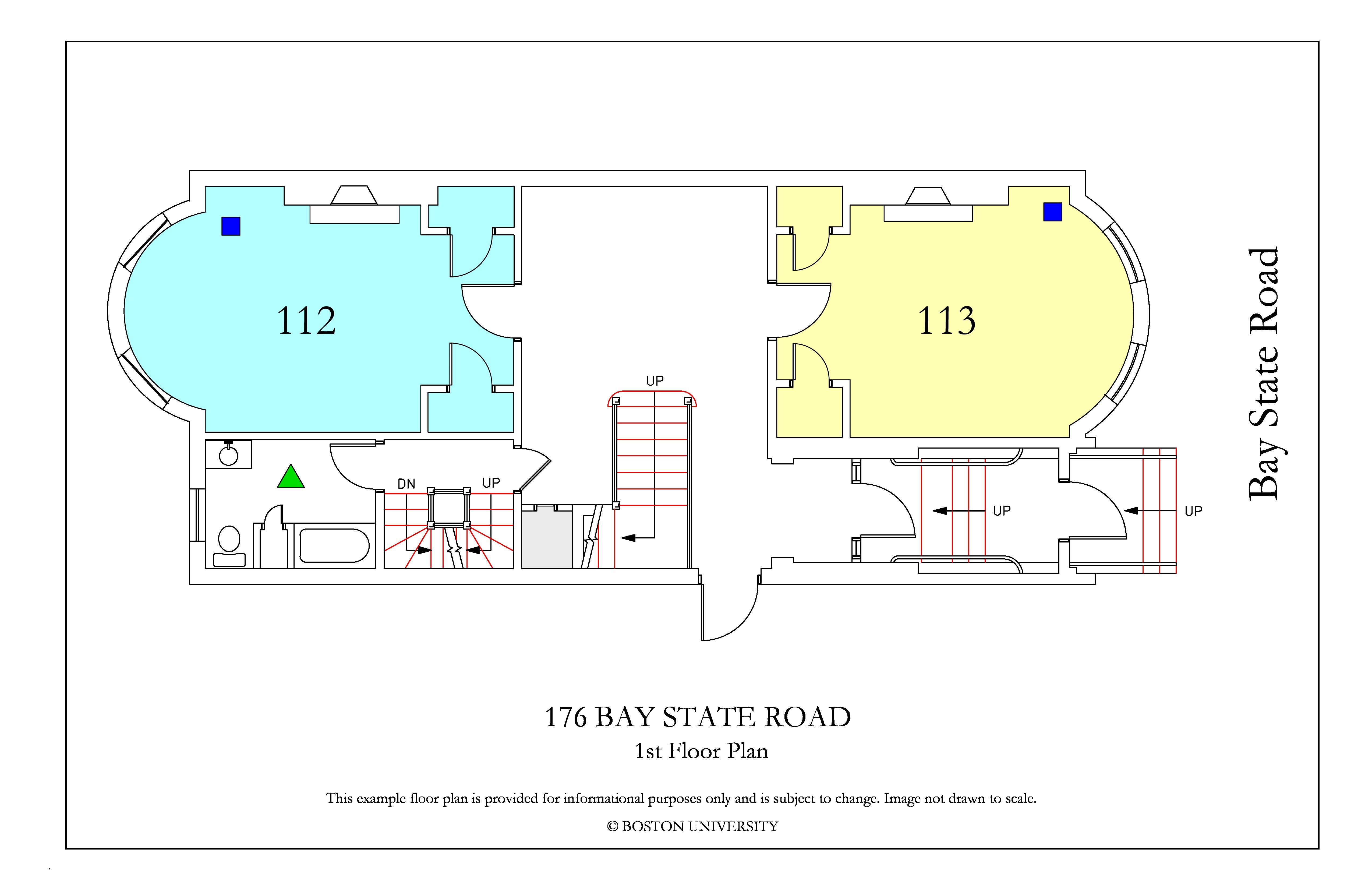 Bu Housing Floor Plans: 176 Bay State Road » Housing