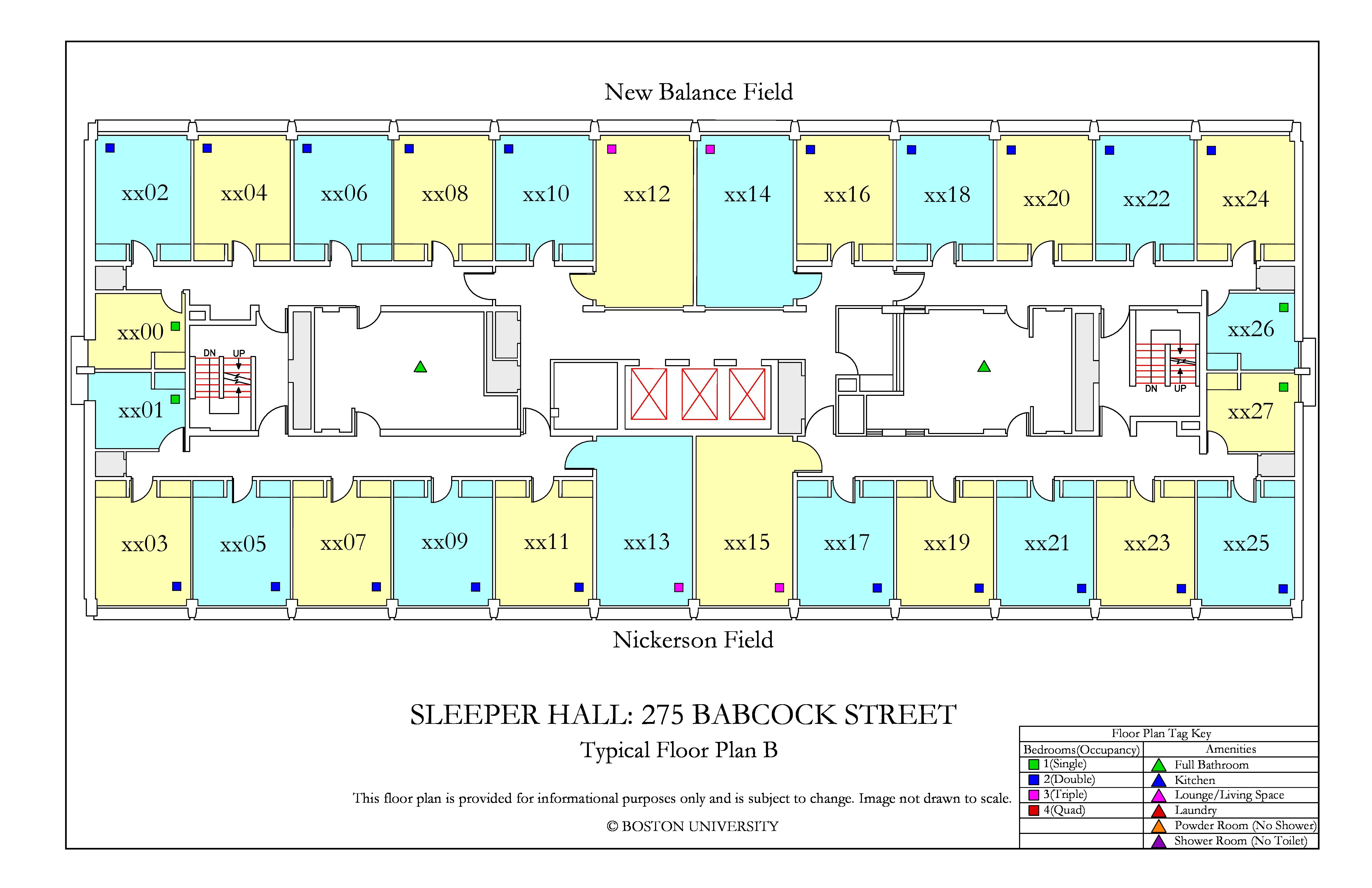 Sleeper Hall » Housing | Boston University