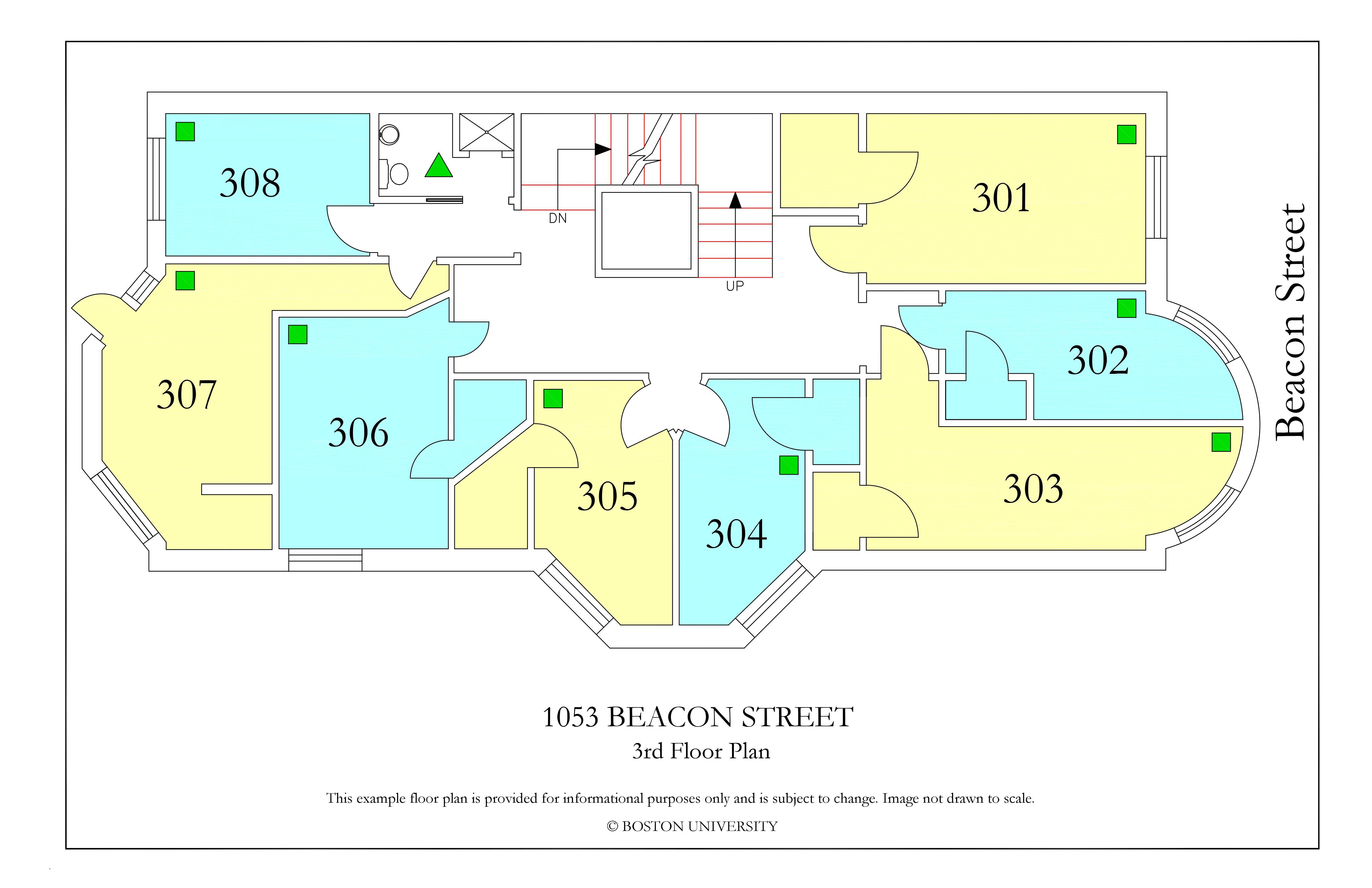 1053 Beacon Street