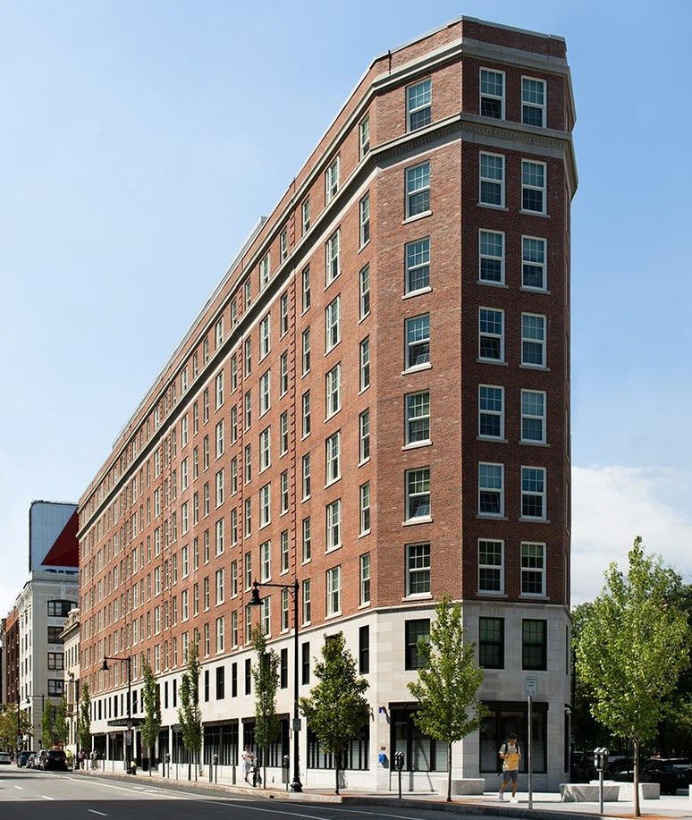 Located In The Kenmore Area Of Boston Myles Standish Hall Offers Suite Style Living Units With Single And Multiple Occupancy