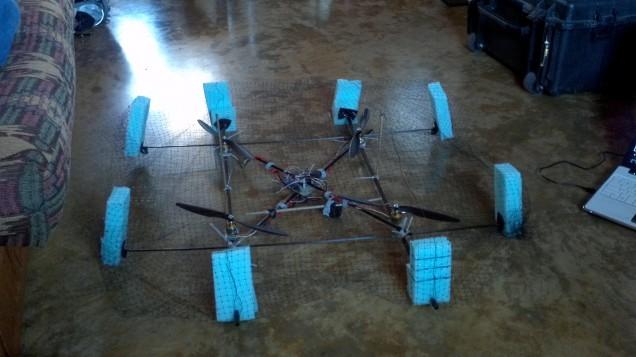 The batcopter v2.0.
