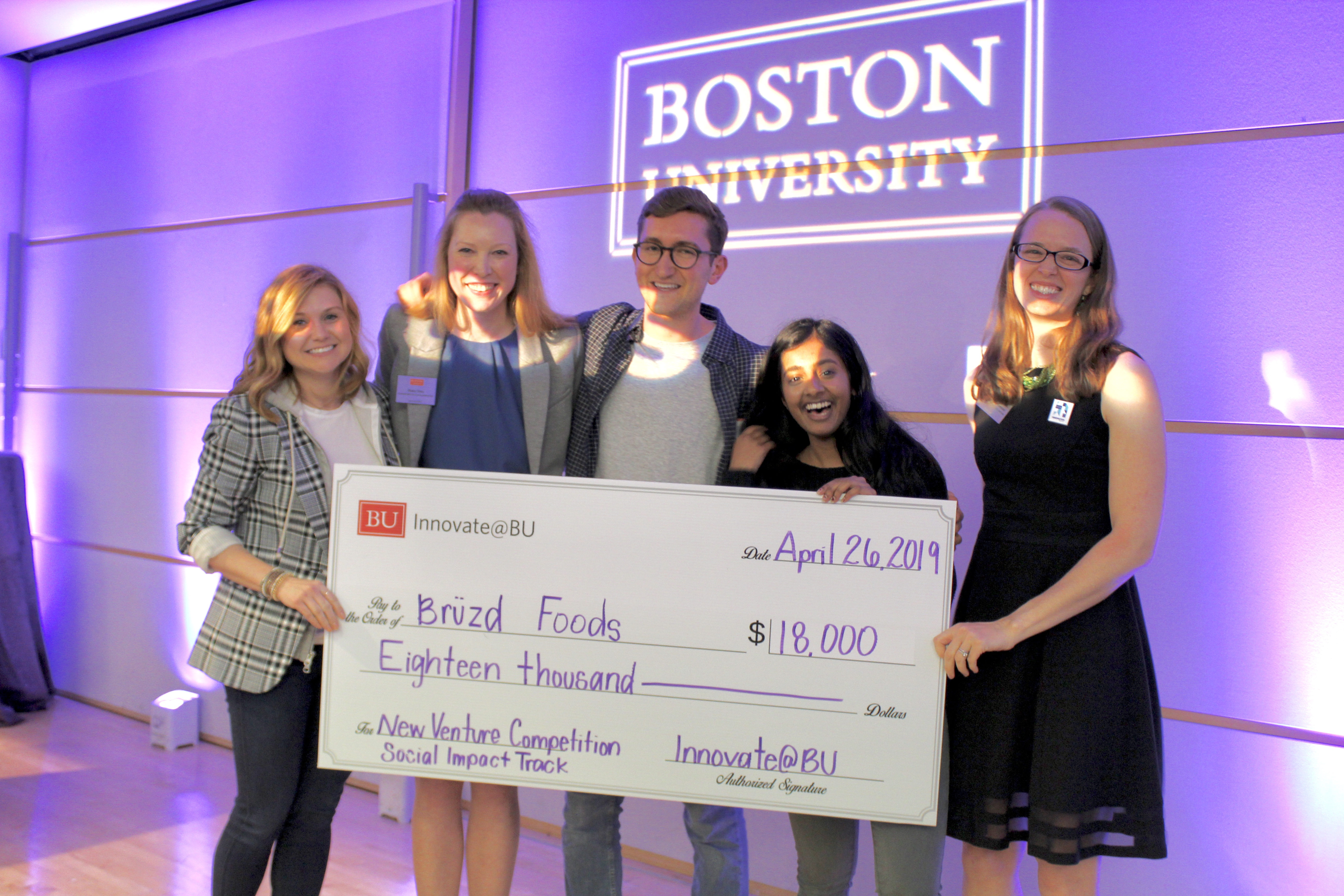New Venture Competition | Innovate@BU