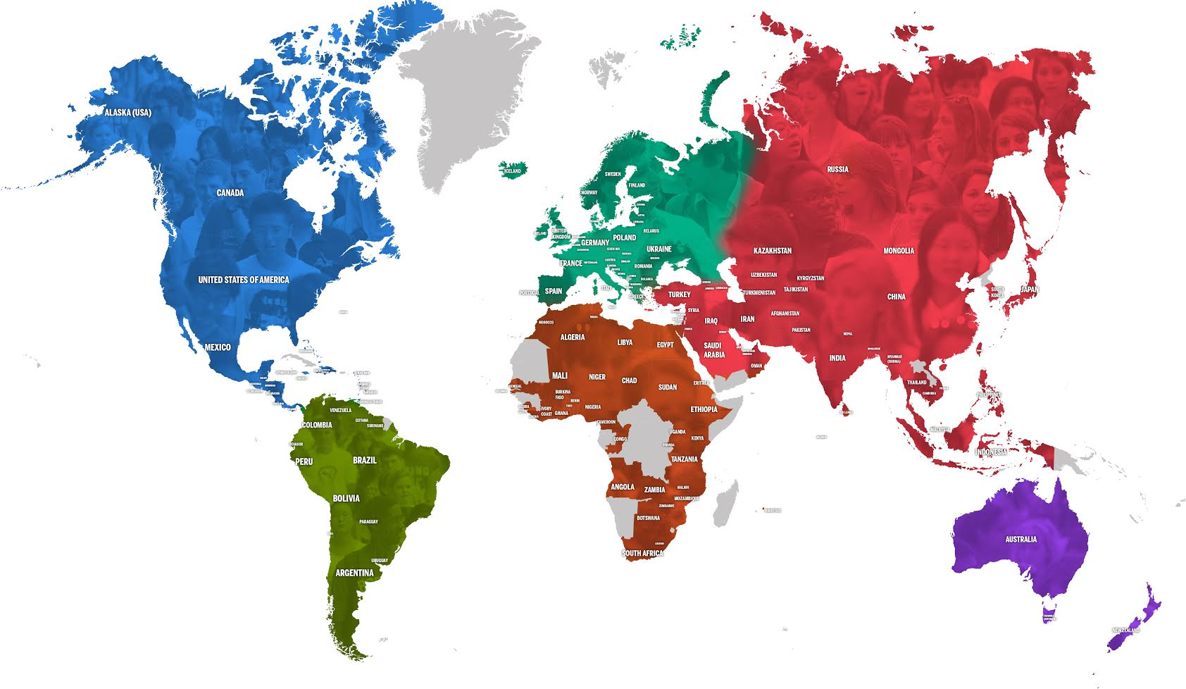 Map Of Australia For Students.Global International Boston University