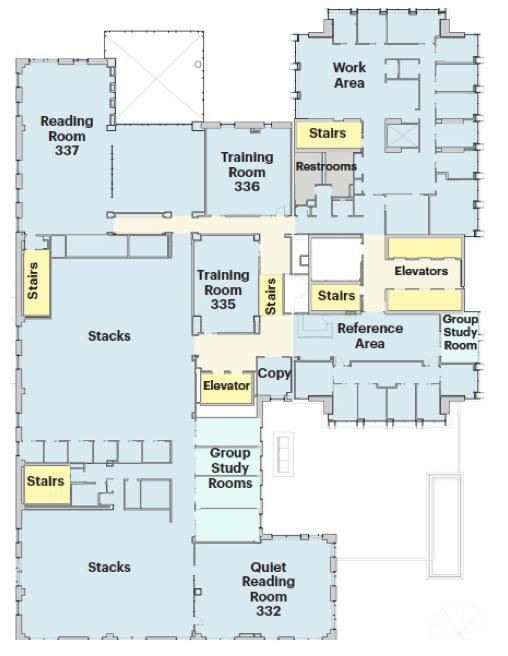 Free Virtual Room Layout Planner: Law School Complex Floor Plans