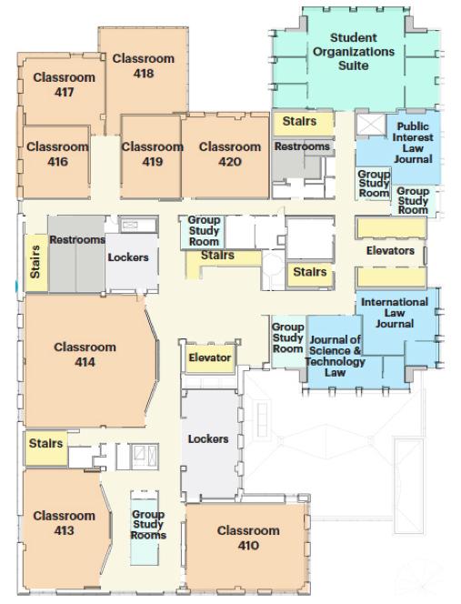 Law office floor plan samples for Business office floor plans