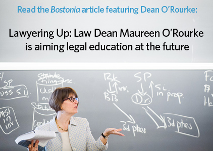 Law Dean Bostonia