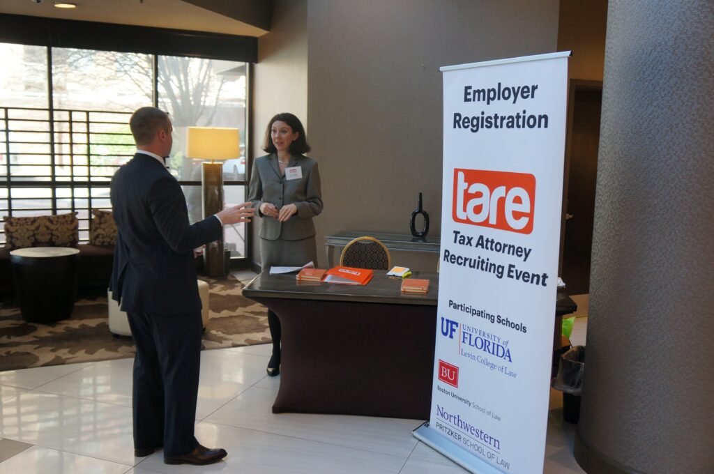 The Tax Attorney Recruiting Event