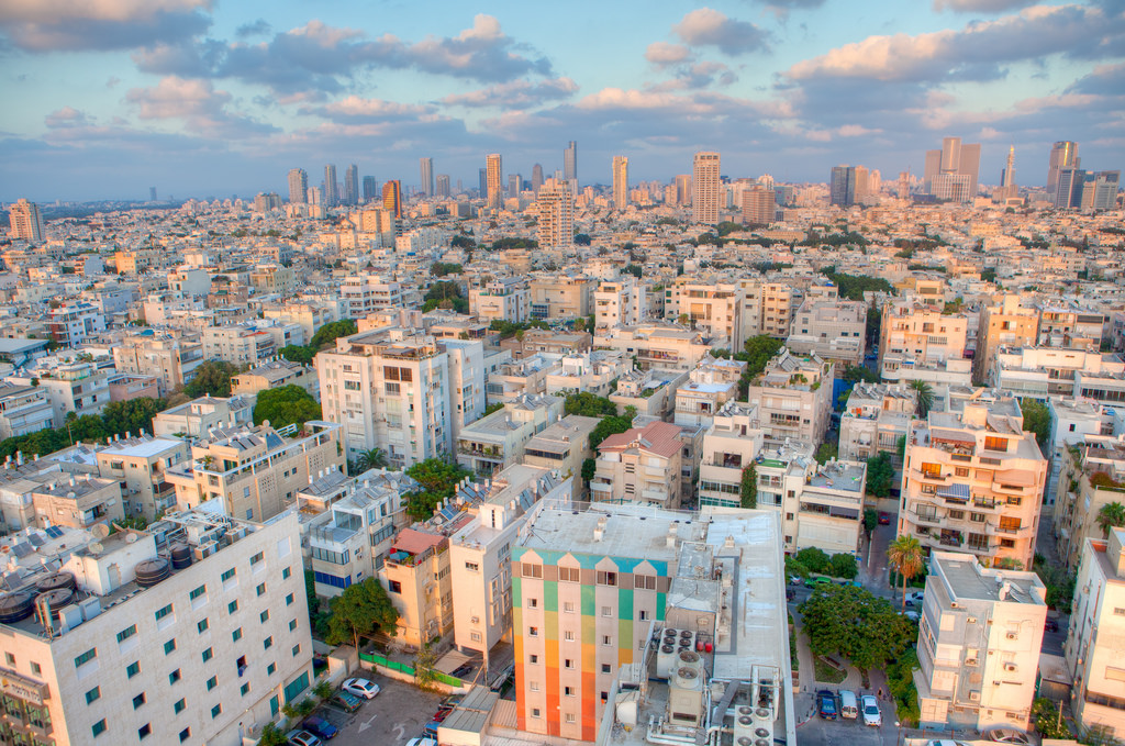 where is tel aviv israel