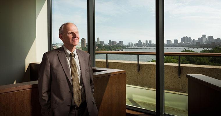 BU School of Law Remembers Professor Mark Pettit Jr