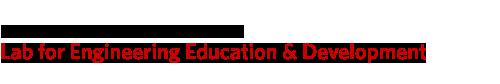 Lab for Engineering Education & Development