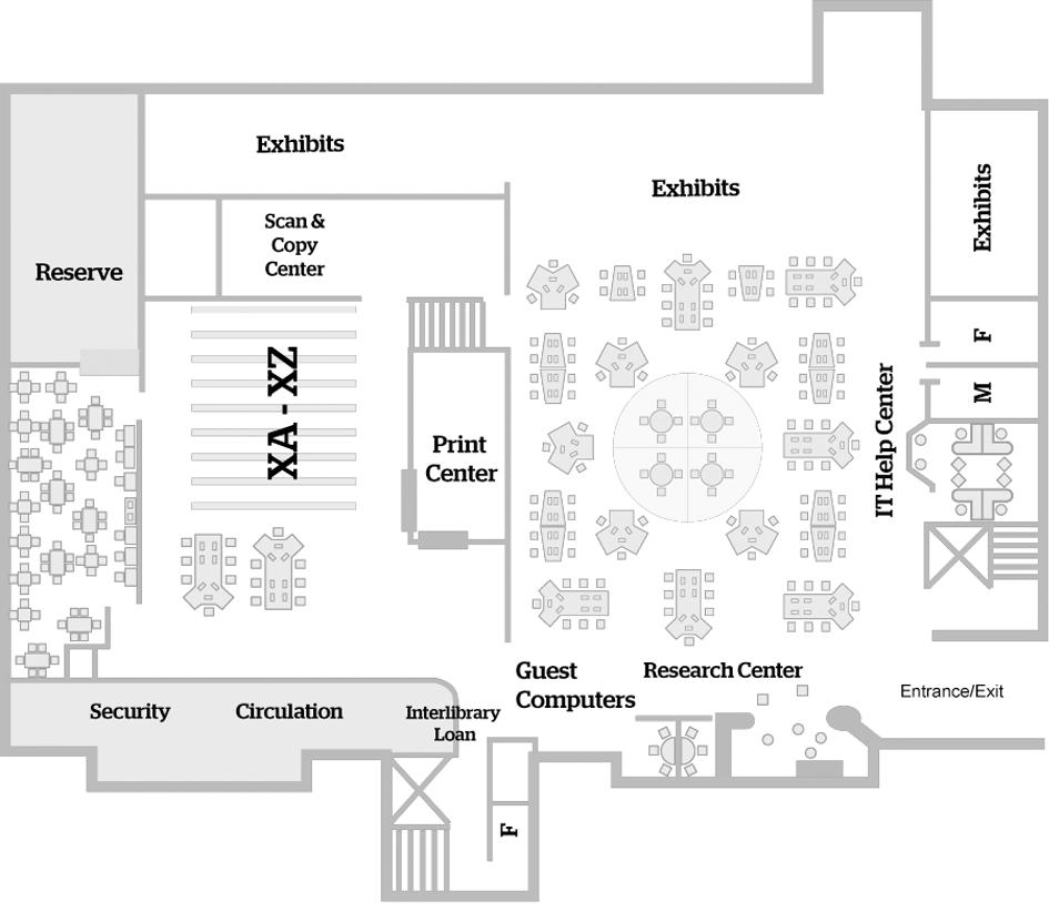 Public library floor plans pdf gurus floor for House plan books free pdf