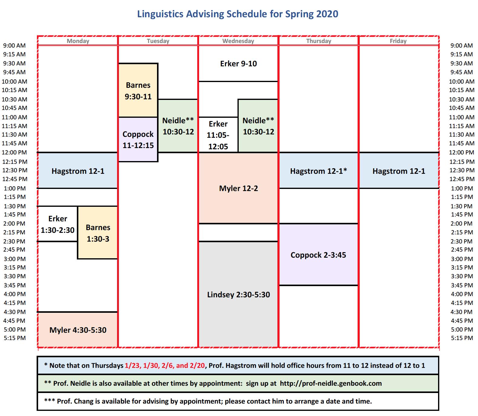 bu academic calendar 2020
