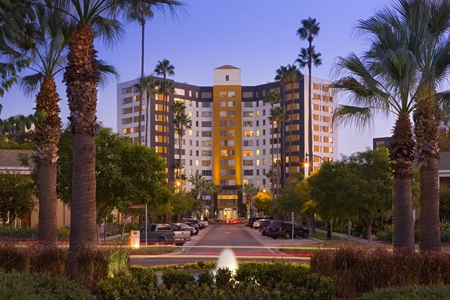 Student residence los angeles