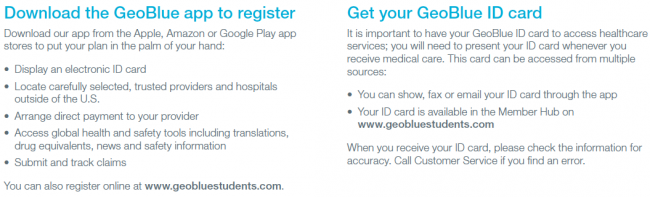 Health and Medical Emergencies / GeoBlue | Study Abroad: Madrid