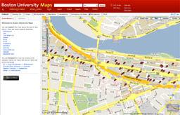 boston university charles river campus map Mail Services boston university charles river campus map