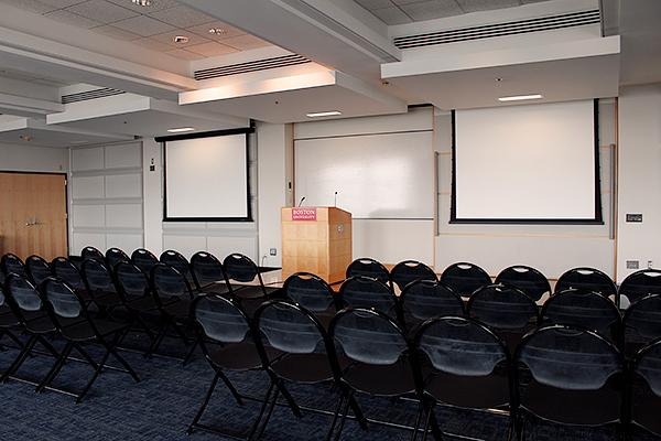 Colloquium Room 187 Events Amp Conferences Boston University