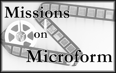Missions on Microform