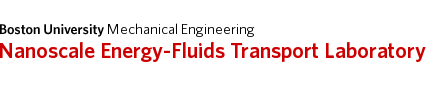 Nanoscale Energy-Fluids Transport Laboratory