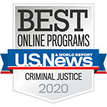 U.S. News & World Report Best Online Programs - Boston University MET Criminal Justice 2020