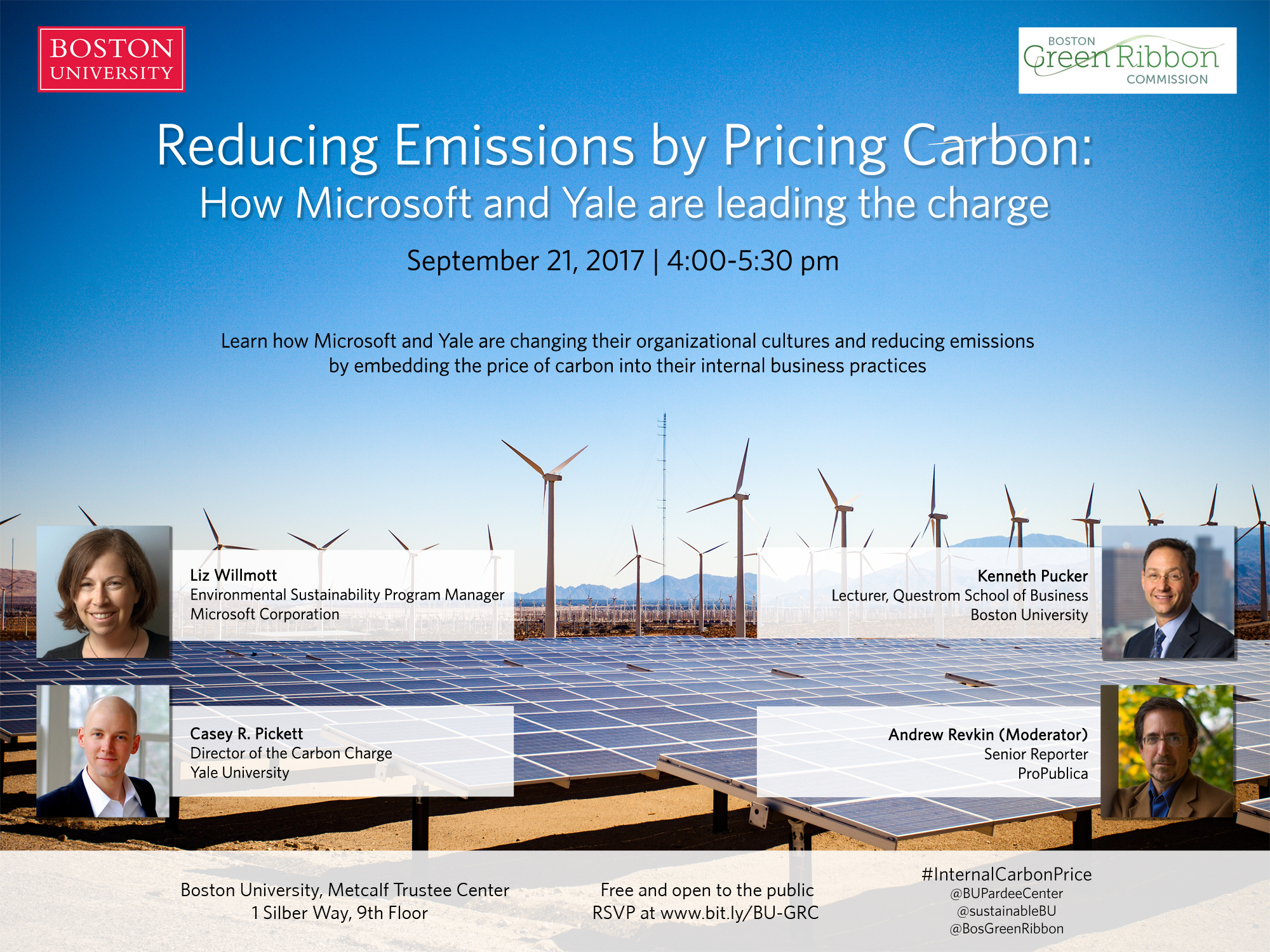 Reducing Emissions By Pricing Carbon How Microsoft And
