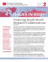 Fostering South-South Research Collaborations by Athar Osama