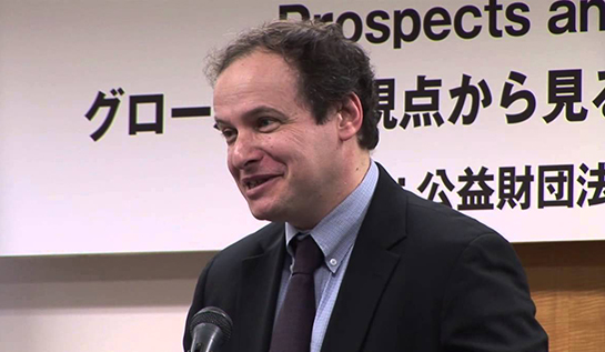 Berger on NHK World: Tension in the South China Sea | The