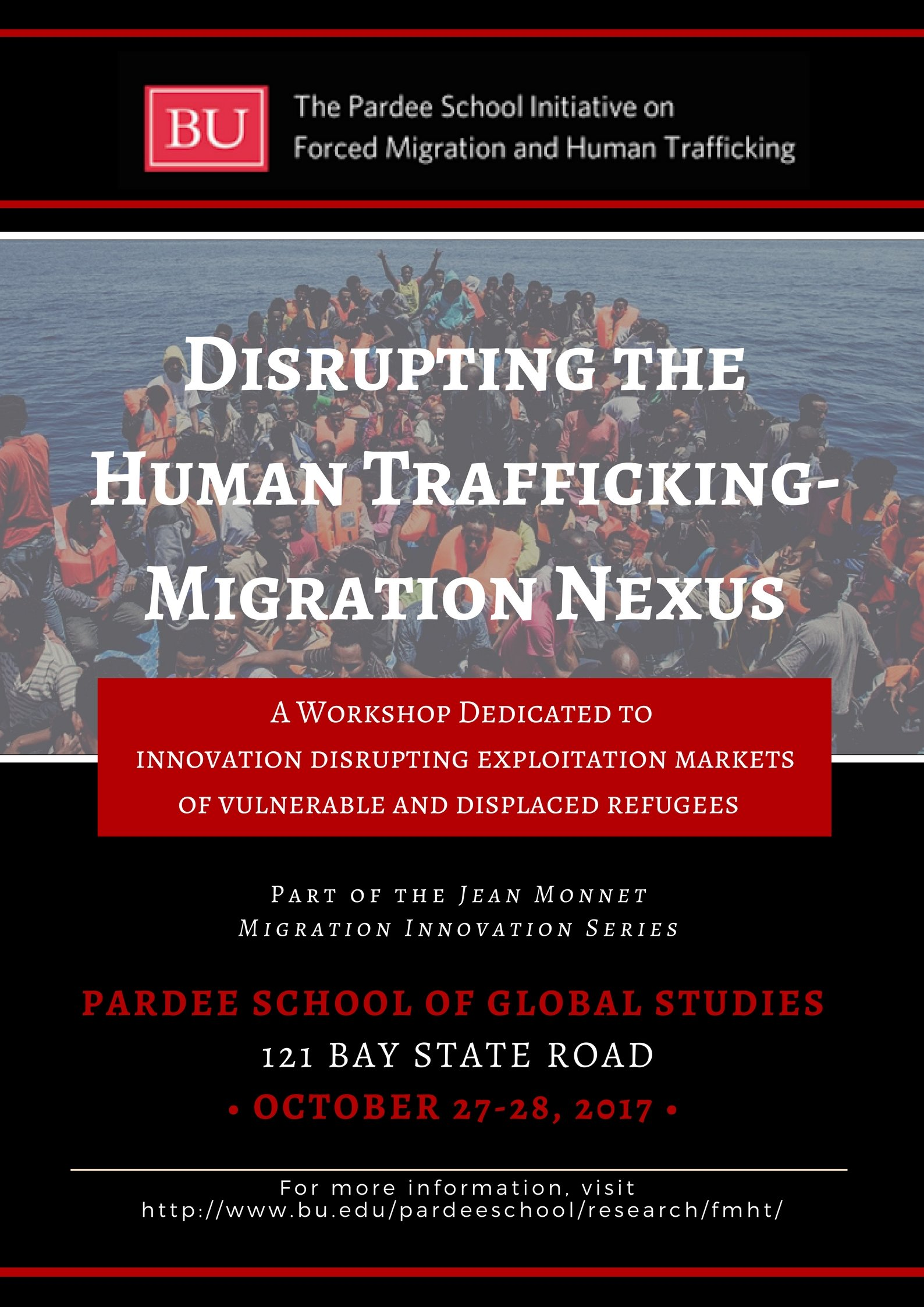 Pardee School Initiative on Forced Migration and Human