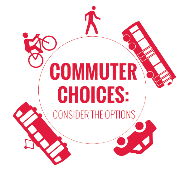 commuter choices white background png