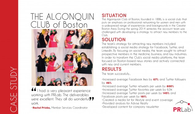Algonquin Club Case Study (print)