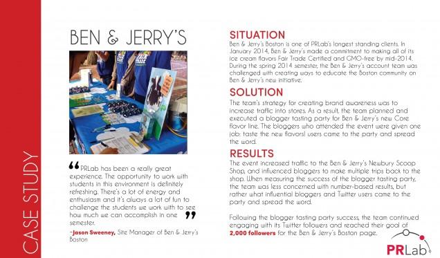 Ben&Jerrys Case Study (print)
