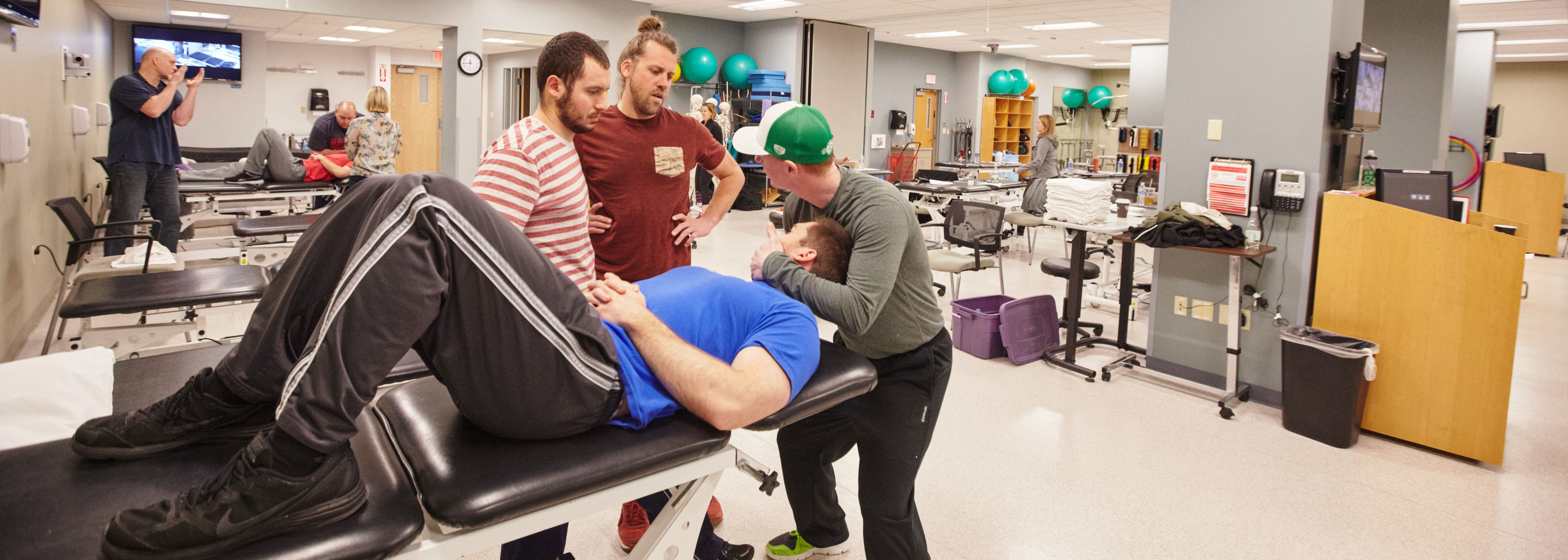 Boston University | Orthopaedic Manual Physical Therapy Fellowship Goals |  Fellowship in Orthopaedic Manual Physical Therapy