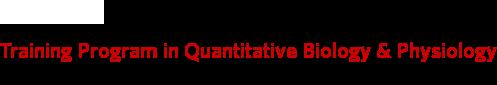 Training Program in Quantitative Biology & Physiology