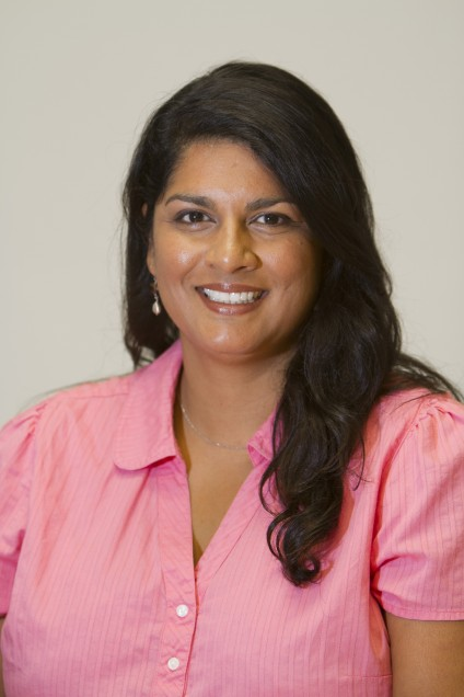 Boston University Physical Therapy Center (BUPTC) staff member Parul Patel
