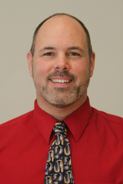 Boston University Physical Therapy Center (BUPTC) staff member Trace Sears